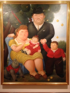 Our Favorit Painter - Fernando Botero ;)